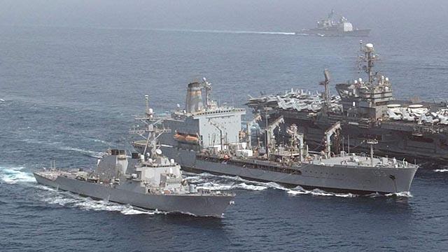 《军情解码》20151120 中国最新补给舰