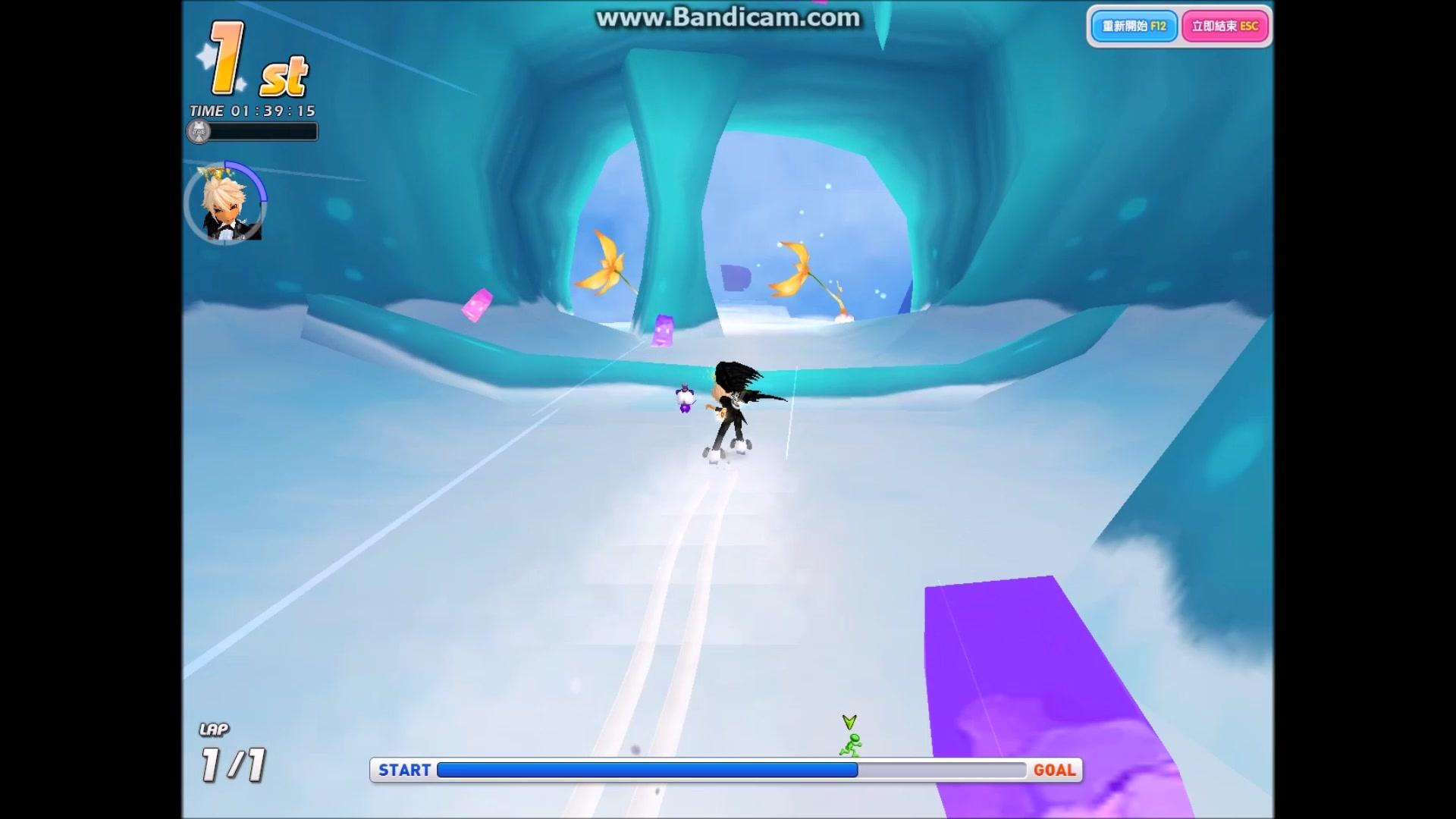 22+ 跑Online Lala Background