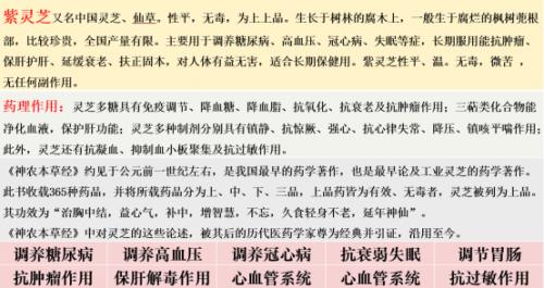 """福建龙植""""芝为寿""""酶解超微灵芝茶的优势"""
