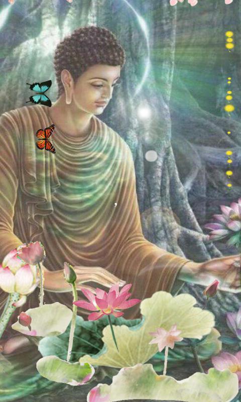 佛祖是由綠豆動態壁紙diy出品的一款佛像動態壁