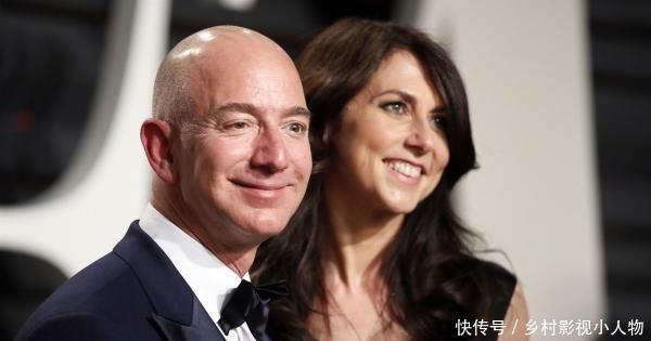 亚马逊CEO杰夫贝佐斯宣布离婚