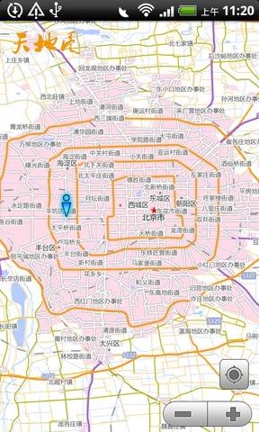 天地图手机地图(来自:)
