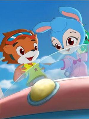 虹猫蓝兔-海底历险记