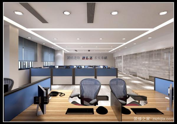 企业办公室装修