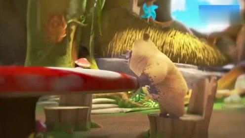 熊熊乐园第2季:熊二你这满身泥,是怎么弄的