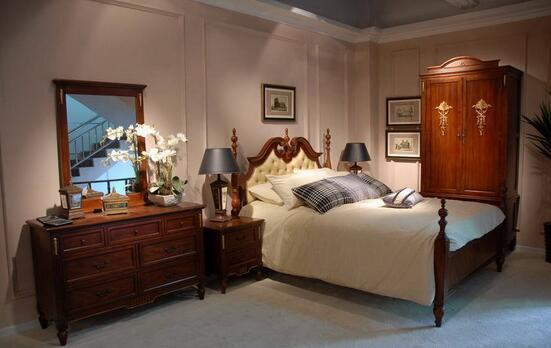 美式家具的做旧工艺和搭配技巧