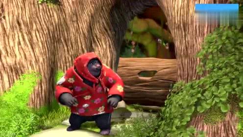 熊熊乐园第2季: 大黑熊的测试
