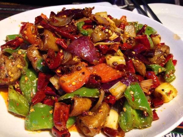 花椒可以用在哪些食材里?