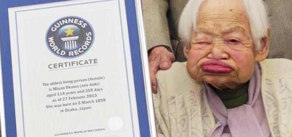 世界上最长寿的女人,跨越三个世纪,长寿秘诀却让人哭笑不得
