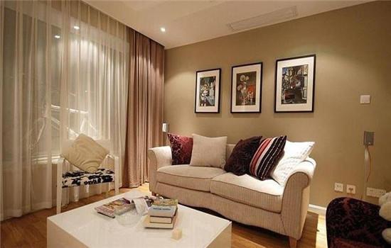 小户型三居室装修要点 空间有限温情不减