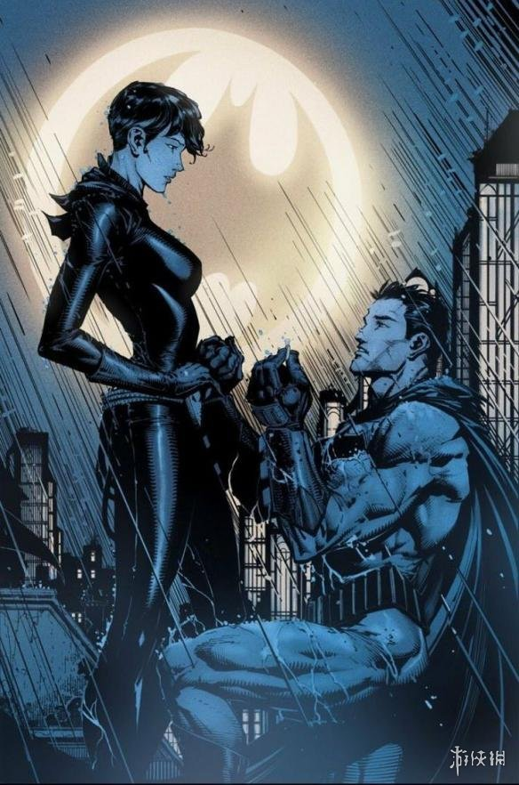 蝙蝠俠向貓女求婚 這期漫畫由蝙蝠俠編劇Tom King撰寫劇本,Clay Mann繪圖,Tom King之前還打造了蝙蝠俠與超人互換身份與對方女友約會的經典漫畫。雖然蝙蝠俠的婚禮很熱鬧,但蝙蝠俠的宿敵小丑非常不高興,大鬧婚禮現場,雖然他是婚禮的特邀嘉賓,但言辭激烈凸顯了非常強烈的敵意。
