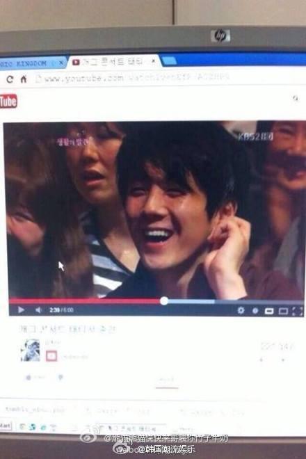 exo的吴世勋的哥哥的照片有吗