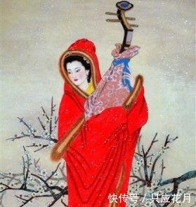 昭君出塞工笔画_历史上王昭君的画像_历史上王昭君的画像画法