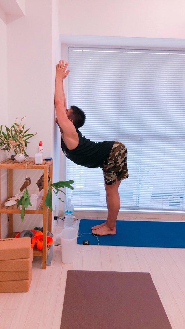 請問這是練什麼的瑜珈動作?