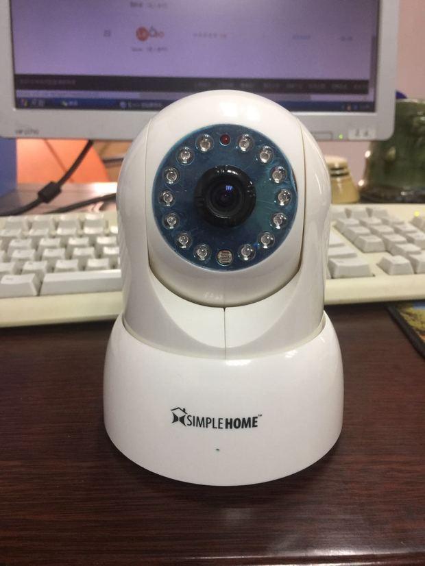 万能的问问,谁能告诉我这是什么牌子的智能摄像机?
