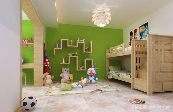 4平方米儿童房装修