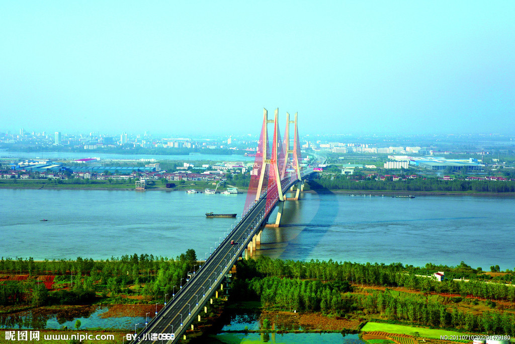 荊岳長江公路大橋,赤壁長江大橋