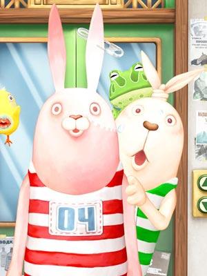 越狱兔1-5季