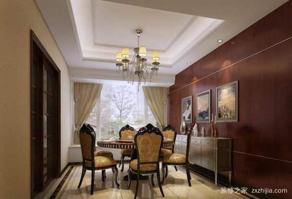 正方形客厅装修
