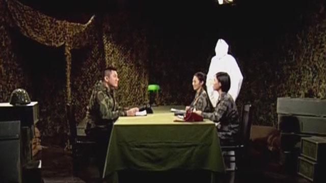 《军情解码》20170308跨越生死线的白衣天使