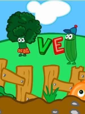 蔬菜的童话