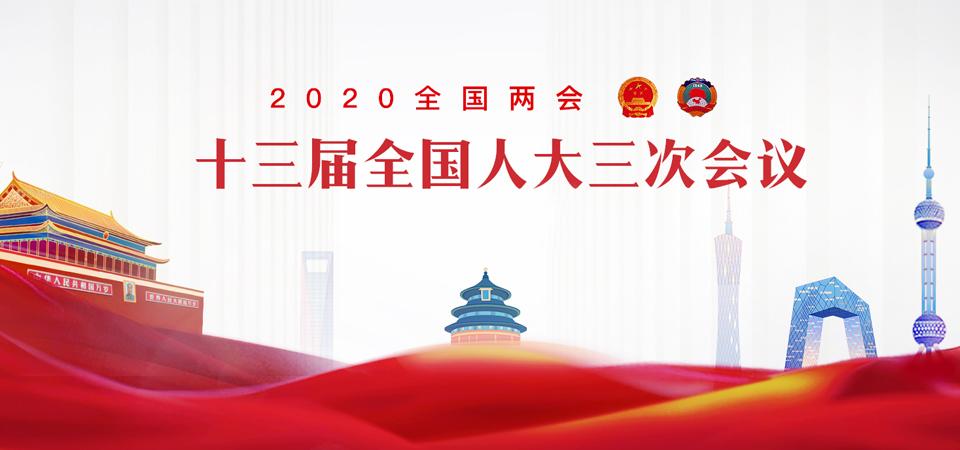 动画解读2020年全国两会6大看点
