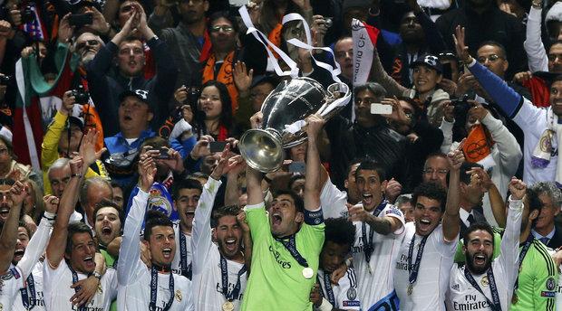 2014年欧冠决赛结果是什么