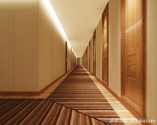 商务酒店装修设计效果图