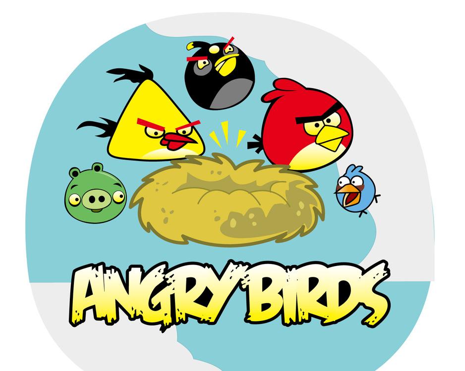 愤怒的小鸟_360百科
