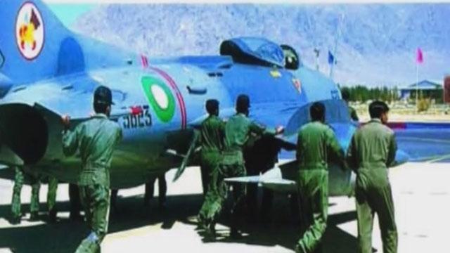 《军情解码》20170623歼-6凭此性能歼灭苏-7