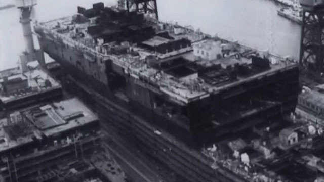 《军情解码》20170311苏联8万吨核航母夭折