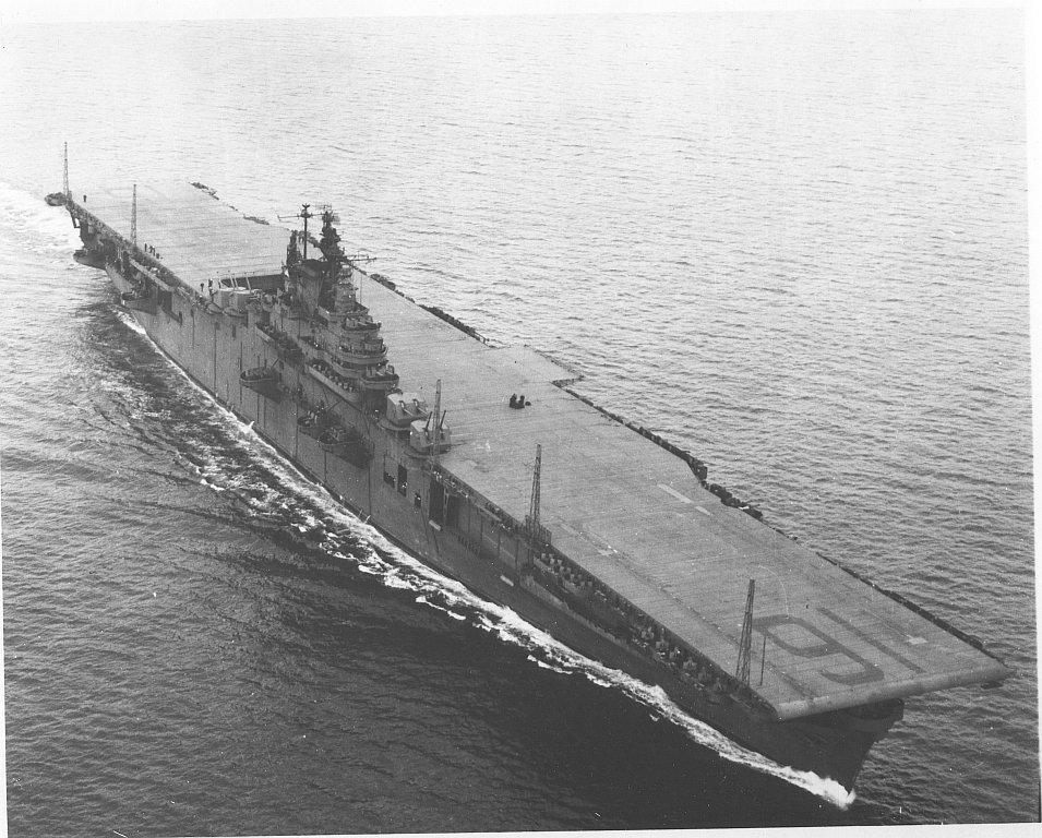 列克星顿号航空母舰