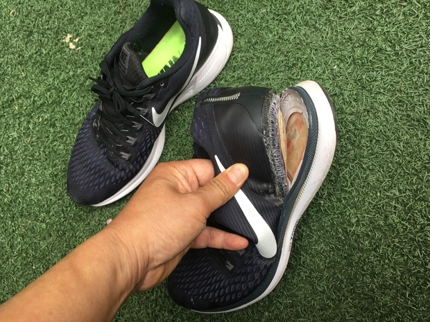 Nike耐克:是鞋的质量问题?还是脚的问题?
