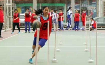 中考体育篮球考试内容是什么?中考体育篮球是几号球