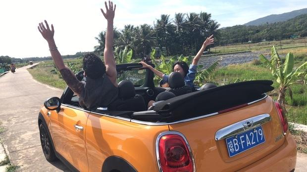 海南三亚旅游,租个什么样的车游玩,比较好呢?