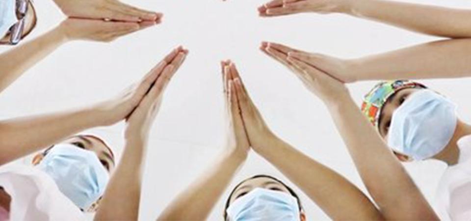 赶紧看!护士亲自示范洗手七步法,这样洗手才到位!