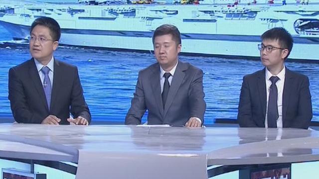 《军情解码》20170712新锐航母给中国怎样启发