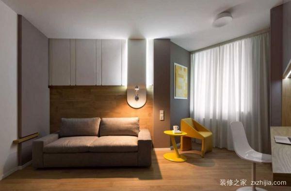 85平米兩室兩廳裝修設計