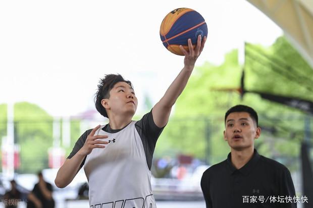 东京奥运会三人篮球规则图2