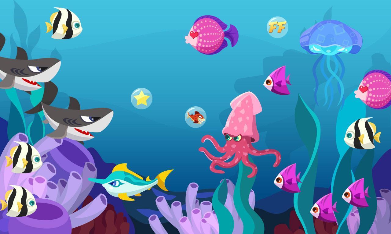軟件 壁紙主題 >海底世界    展開全部介紹 海底世界動態壁紙,省電,有