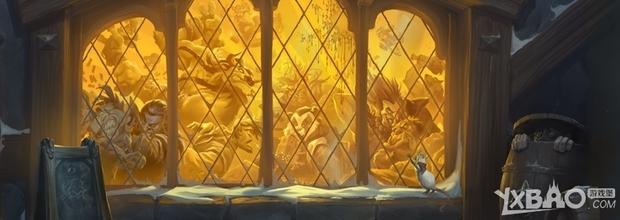 《炉石传说》乱斗模式——怀旧卡牌战