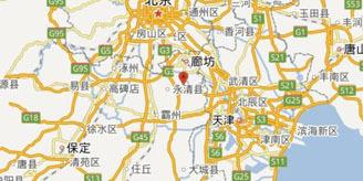 河北廊坊永清县发生4.3级地震 - 草根花农 - 得之淡然、失之泰然、顺其自然、争其必然