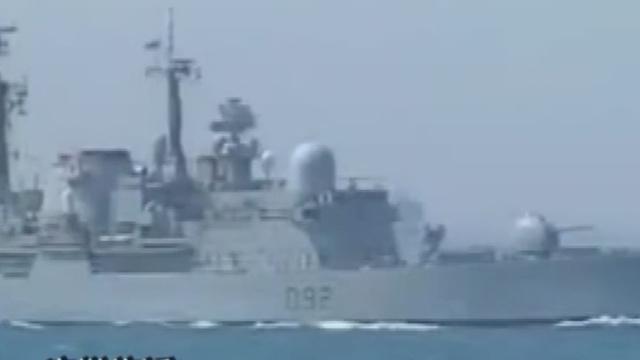 《军情解码》20170613差一点来到中国的军舰