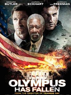 奥林匹斯的陷落