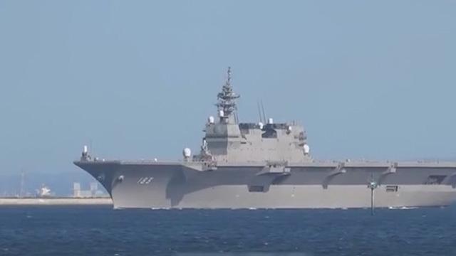 《军情解码》20170109日本欲造航母对付辽宁舰