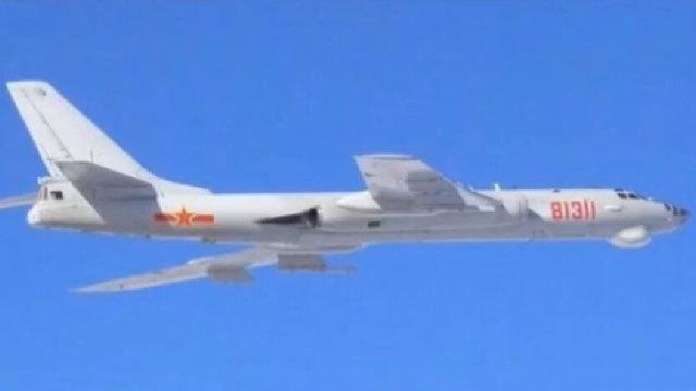 《军情解码》20170111中国机群现身日本海