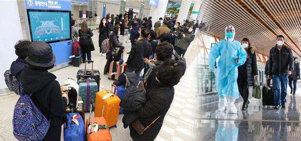 首都机场回应入境人员爆满