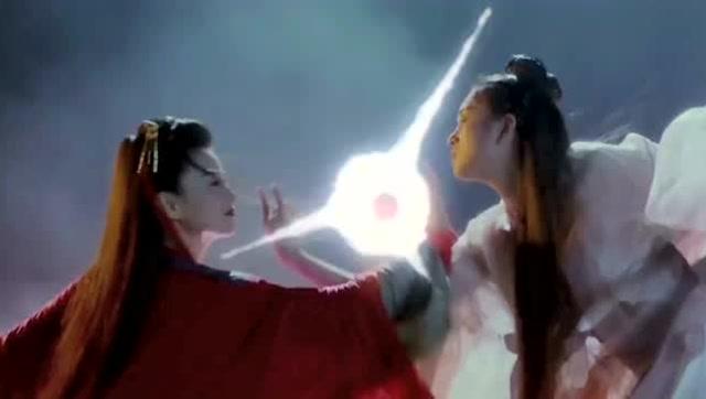 新天龙八部之天山童姥电影国语片花,林青霞张敏美女明星齐聚一堂