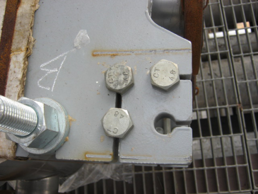 螺栓周围为什么开缝?有什么作用?