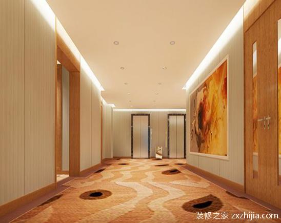 商务酒店装修效果图图片